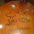 沒坐到woodstock 桌 /_\\\\\\\\
