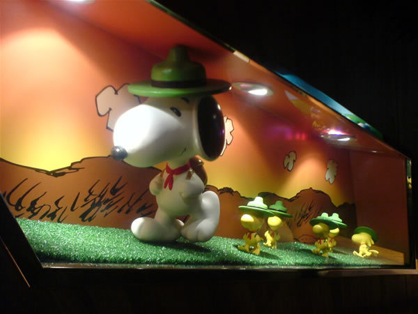 Charlie Brown Cafe @ 金馬倫道