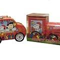 Snoopy 小吃車