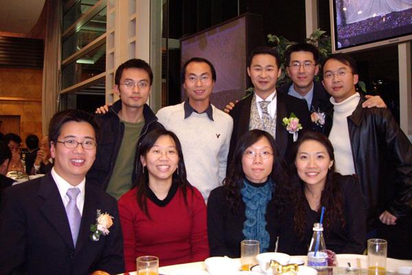 學弟mo 的婚宴