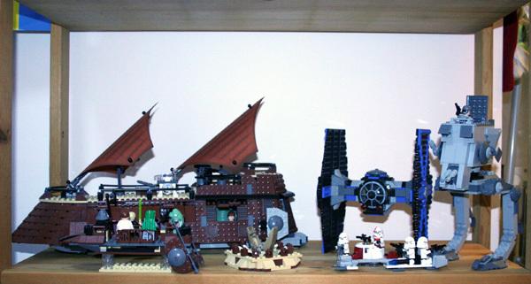 Star Wars Lego 4