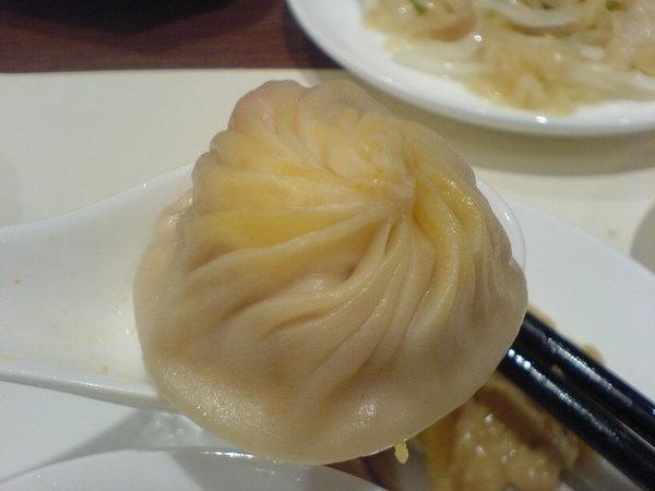 2008.2.13 尖沙咀鼎泰豐 蟹粉小籠包