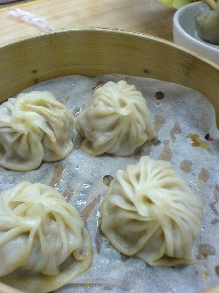 2008.2.18 紅磡 上海飽餃店 小籠包
