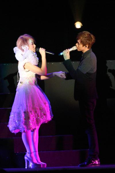 2008.9.27 王菀之「我來自火星」演唱會