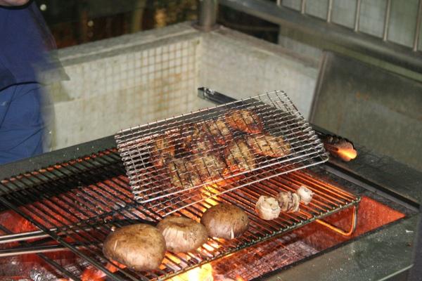 2009.2.7 BBQ 爐火旺盛