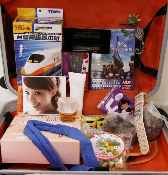 2009.6 台灣行的禮物 :D