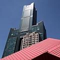 2009.6.30 高雄85 大樓