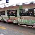 2009.7.2 花蓮-台北觀光列車