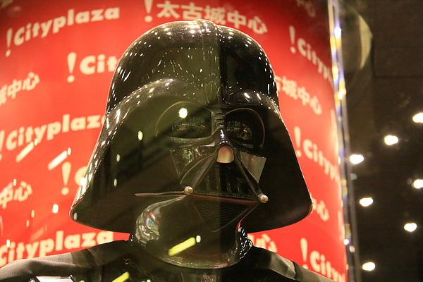 1:1 黑武士 Darth Vader!