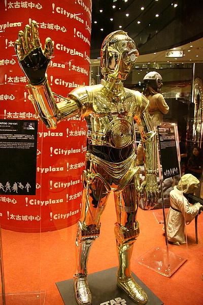 1:1 C-3PO!