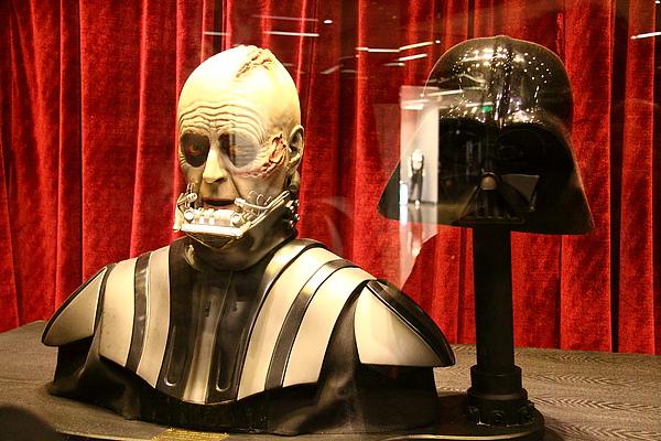 Anakin -> Darth Vader
