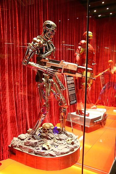 Terminator & Iron Man