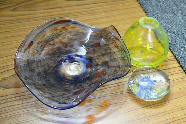 2010.11.27 玻璃吹製體驗班 - 成品