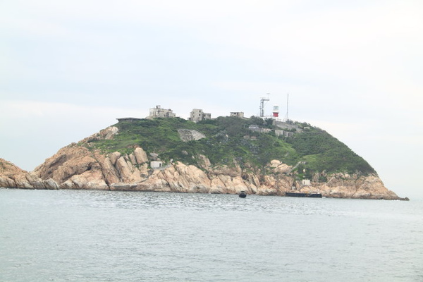 2010.5.23 橫瀾島 (南島耶, 有氣象站, 燈塔...)
