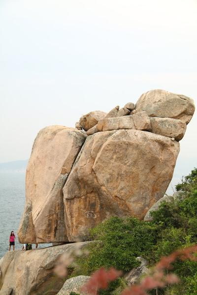 蒲台島 - <br>響螺石