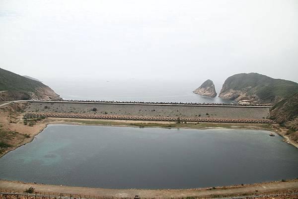2011.5.7 西貢行山 - 東壩之消波堤