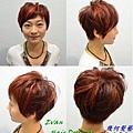 設計剪髮& 設計挑染/染髮