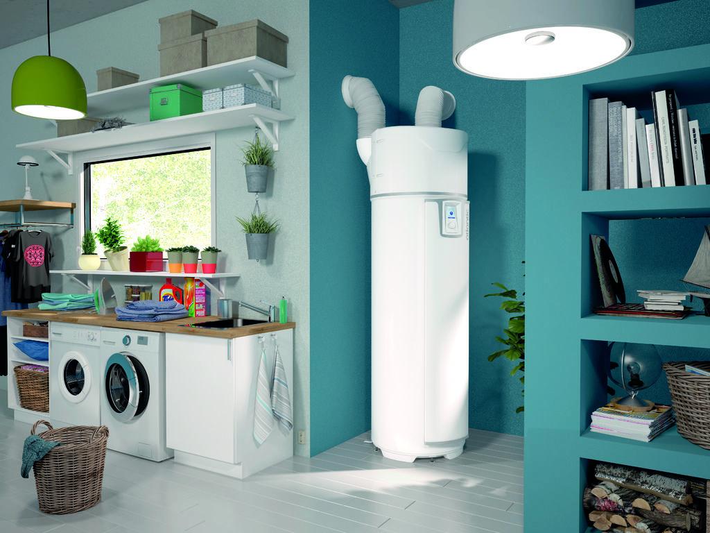 亞緹娜熱泵熱水器