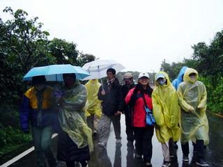 2006 大一第一次野外考察在野柳
