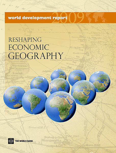 reshaping economic geography