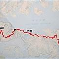 2006.3.5 西貢東岸遊路線
