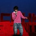 2007.3.7 香港中文大學歌唱比賽嘉賓張繼聰