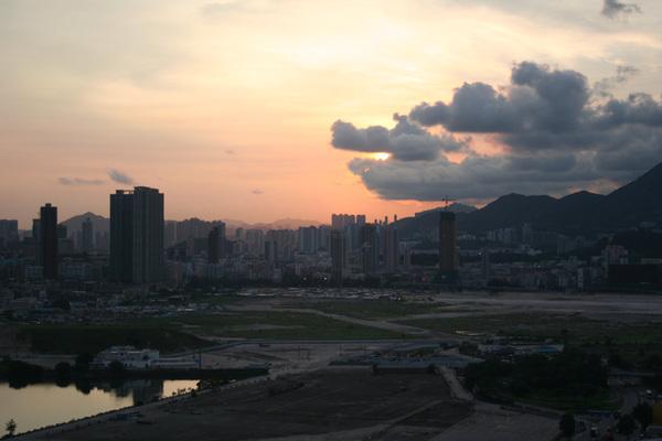 2007.6.23 黃昏