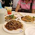 甘蔗酸柑, 檸檬蜜糖, 蠔煎, 炒粿條, 炒蝦麵