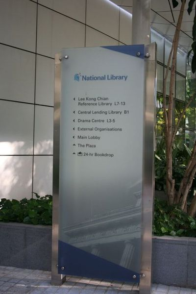 National Library directory
