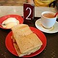 咖央(kaya)多士早餐