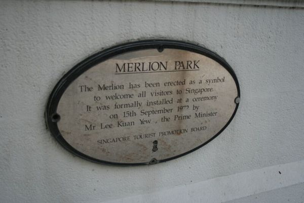 Merlion Park