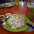 海南雞飯 + 甘蔗酸梅