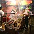 Satay stalls 沙嗲攤子