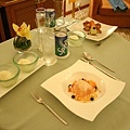 Oriental Singapore - room service