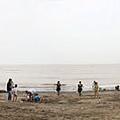 路環黑沙灣海灘