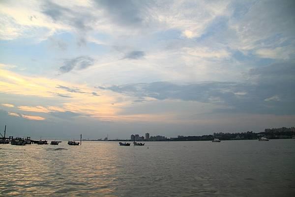 新北市 黃昏淡水
