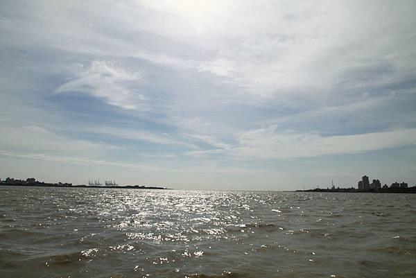 新北市 淡水河口