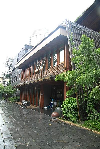 台北 北投圖書館