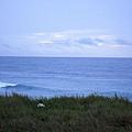 花蓮 4:30 的太平洋