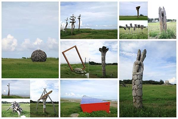 台東 海濱公園雕塑