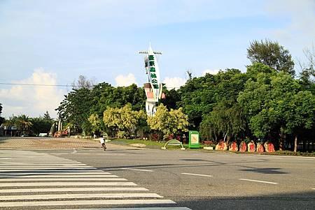 台東森林公園 正門入口@馬亨亨大道