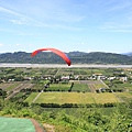 台東 鹿野高台 飛行傘表演