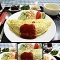 福爾摩莎日式餐廳 蛋包飯套餐