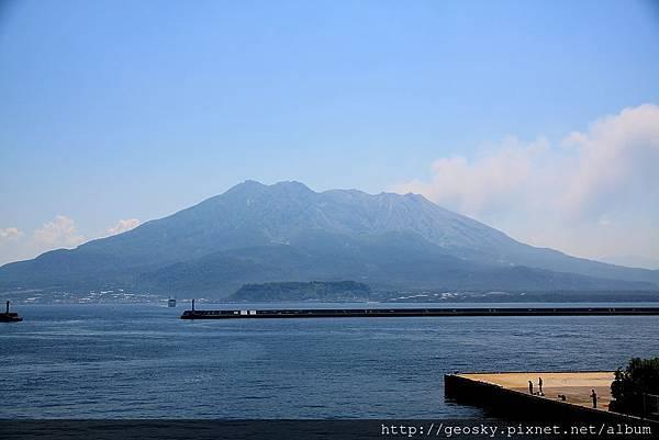 櫻島火山@2015.5.26