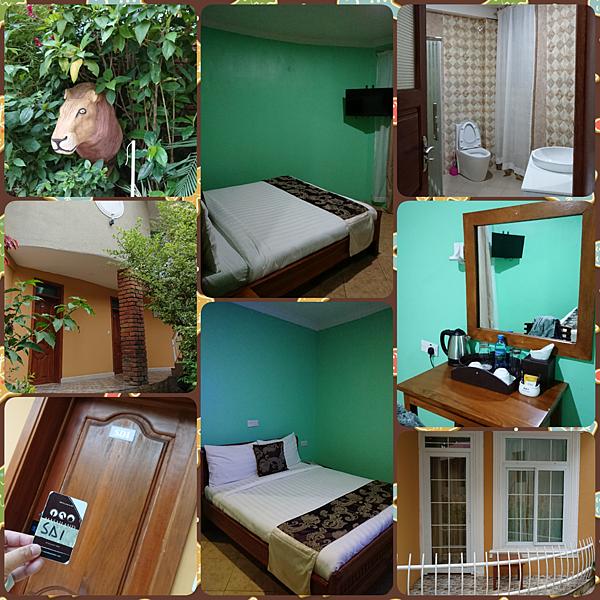 Masailand Safari Lodge 房間
