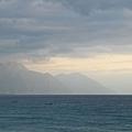 太平洋的晨曦 - 清水斷崖