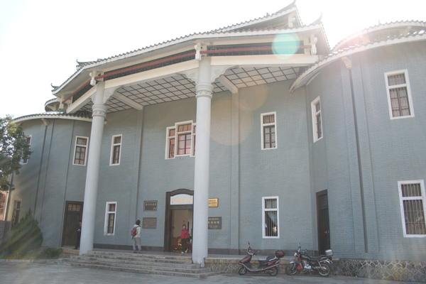 中川 虎豹別墅