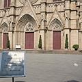 廣州一德路 石室教堂 - 只在星期日開放