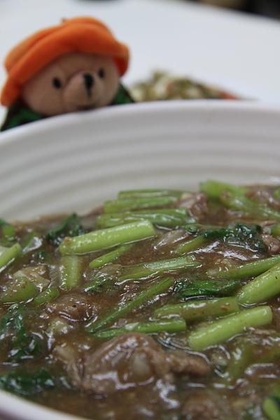 2010.3 高雄 大牛牛肉麵: 牛肉燴麵