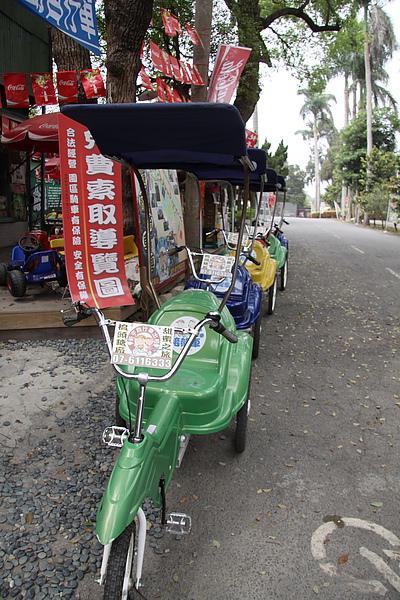 2010.3 高雄 橋頭糖廠 接龍車